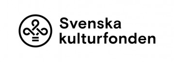 Logo for Svenska kulturfonden (The Swedish Cultural Fund in Finland).