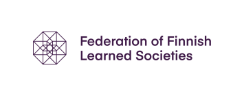 Logo for the Federation of Finnish Learned Societies.